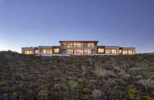 Morukuru Beach Lodge - exterior view with fynbos (Dhruv)