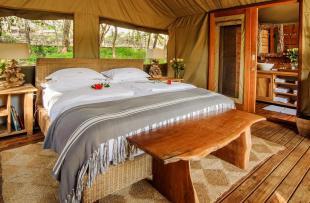 Summerfields bedroom