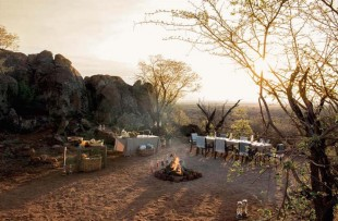 bush dinner madikwe hills web1